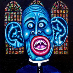 BLUE PRIEST
