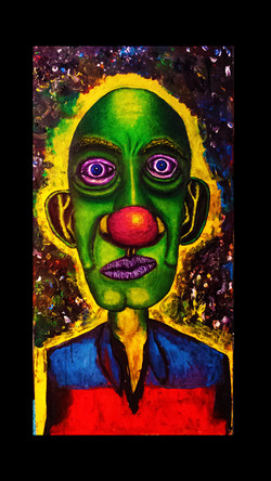 clown from outah town
