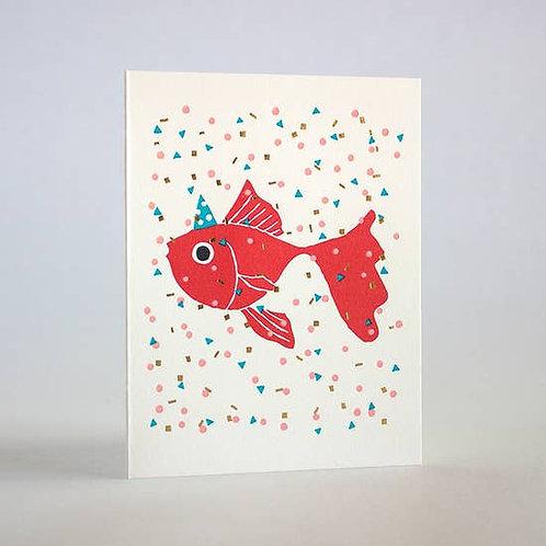Party Fish by Fugu Fugu Press