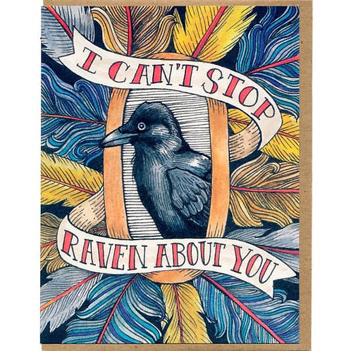 I can't stop raven about you - by Mattea