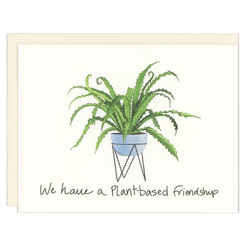 Plant-based Friendship by Good Postage
