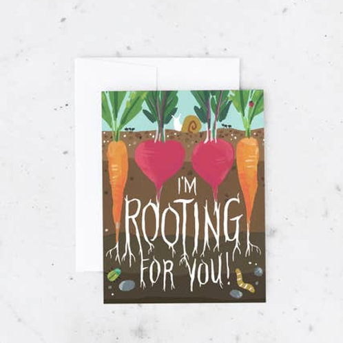 Rooting for You Veggies by Idlewild