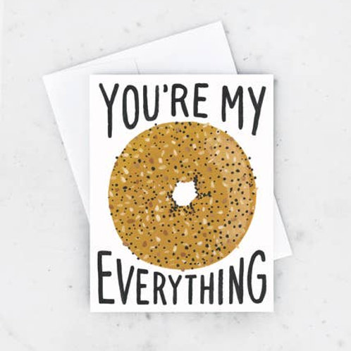 You're My Everything Bagel by Idlewild