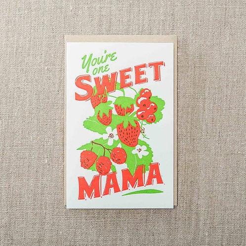 Sweet Mama by Pike St Press