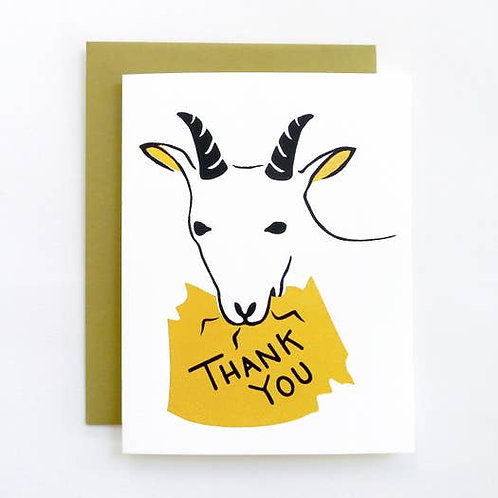 Thank You Goat - by Middle Dune