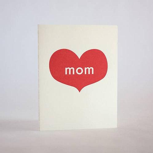Mom in Heart by Fugu Fugu Press