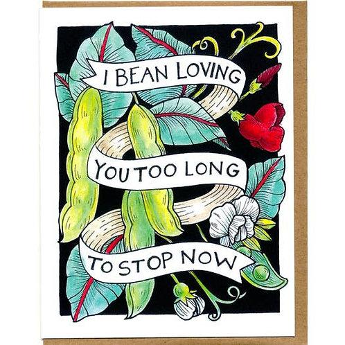I bean loving you too long - by Mattea