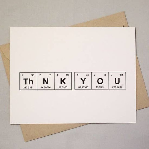 Thank You by theBird+theBeard