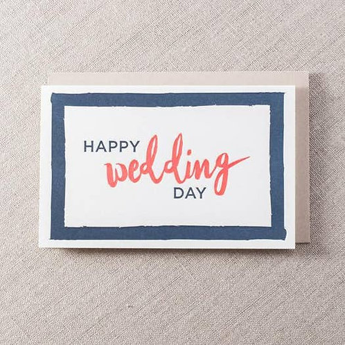 Happy Wedding Day by Pike St Press