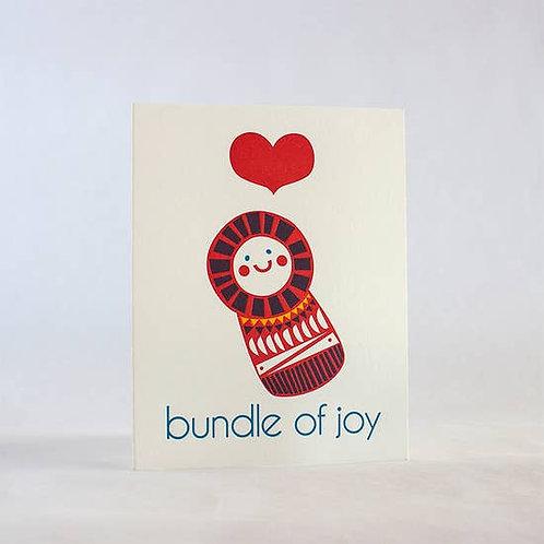 Bundle of Joy by Fugu Fugu Press