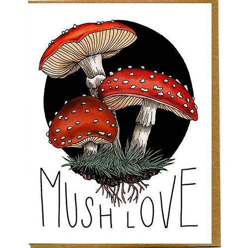 Mush Love - by Mattea