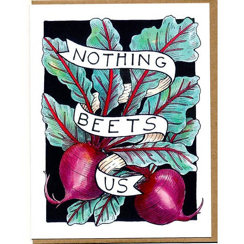 Nothing Beets Us - by Mattea