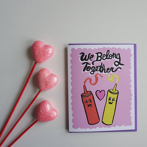 We Belong Together by Ash + Chess