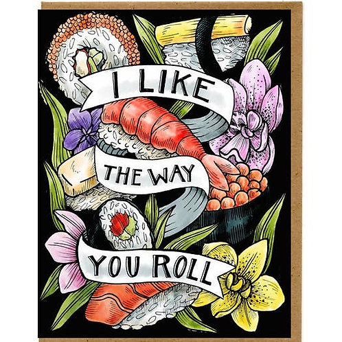 I like the way you roll - by Mattea