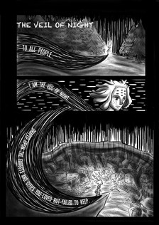 Veil of Night- Page 1