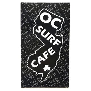 OC Surf Cafe Magnet