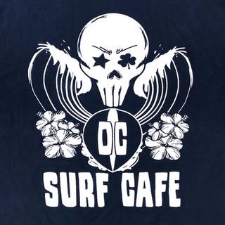 OC Surf Cafe T-shirt- Close Up