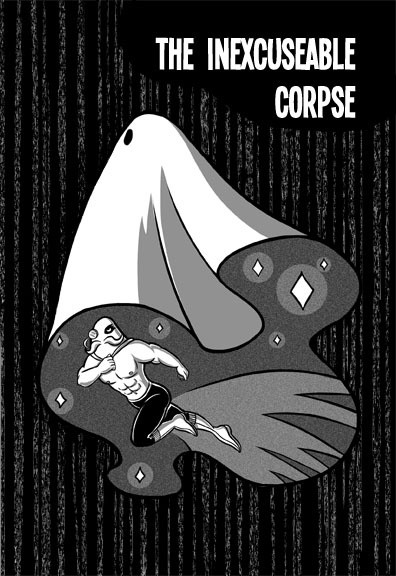 The Inexcusable Corpse- Cover