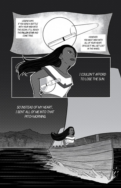 Lost Sun- Page 3