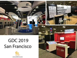 PopCorn FX / Take Off Creative / Game On - GDC 2019 - San Francisco