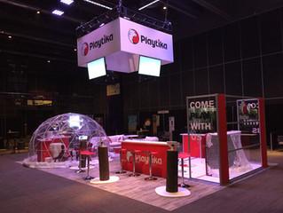 Kiosque Playtika - MIGS Montréal