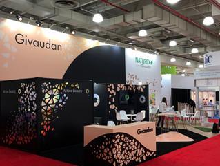Givaudan et Naturex - NYSCC 2019 - New York