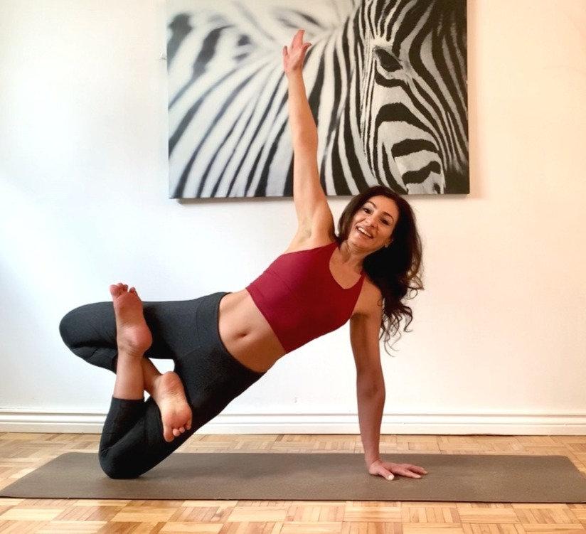 Rajaa Azouqa Yoga