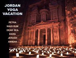Jordan Yoga Vacation