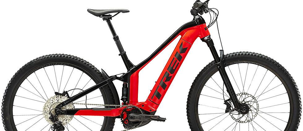 2022 Trek Powerfly FS 7 color rojo talla L