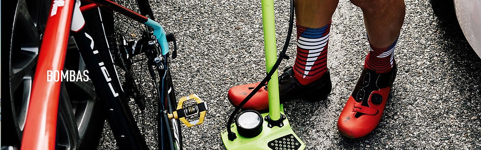 bombas bici