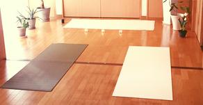 8月 yogaスケジュール