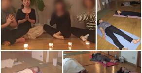5月 yoga