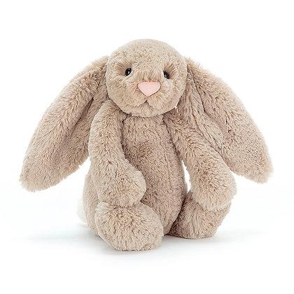 Bashful Beige Bunny Soft Toy (Medium) -  Jellycat