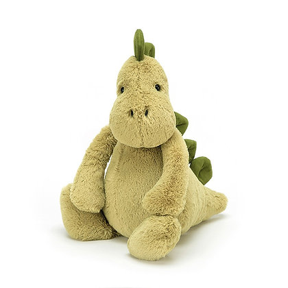 Bashful Dino Soft Toy (Medium) -  Jellycat