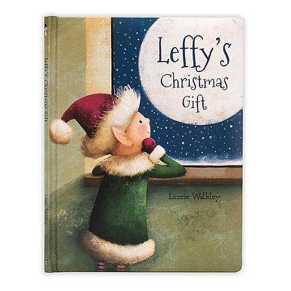 Leffy's Christmas Gift Book - Jellycat