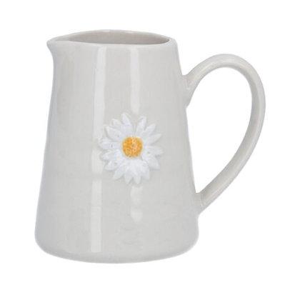 Ceramic Mini Jug Daisy - Gisela Graham