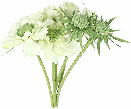 Cream Chevril Flower Bunch Bouquet - Gisela Graham