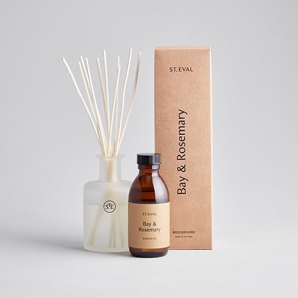 Bay & Rosemary Reed Diffuser - St Eval