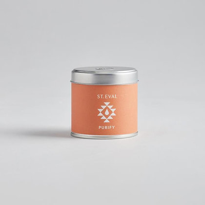 Purify - Retreat Collection - Scented St Eval Candle