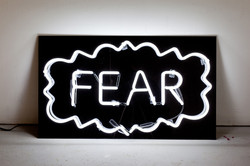 NEON PROMISE: FEAR