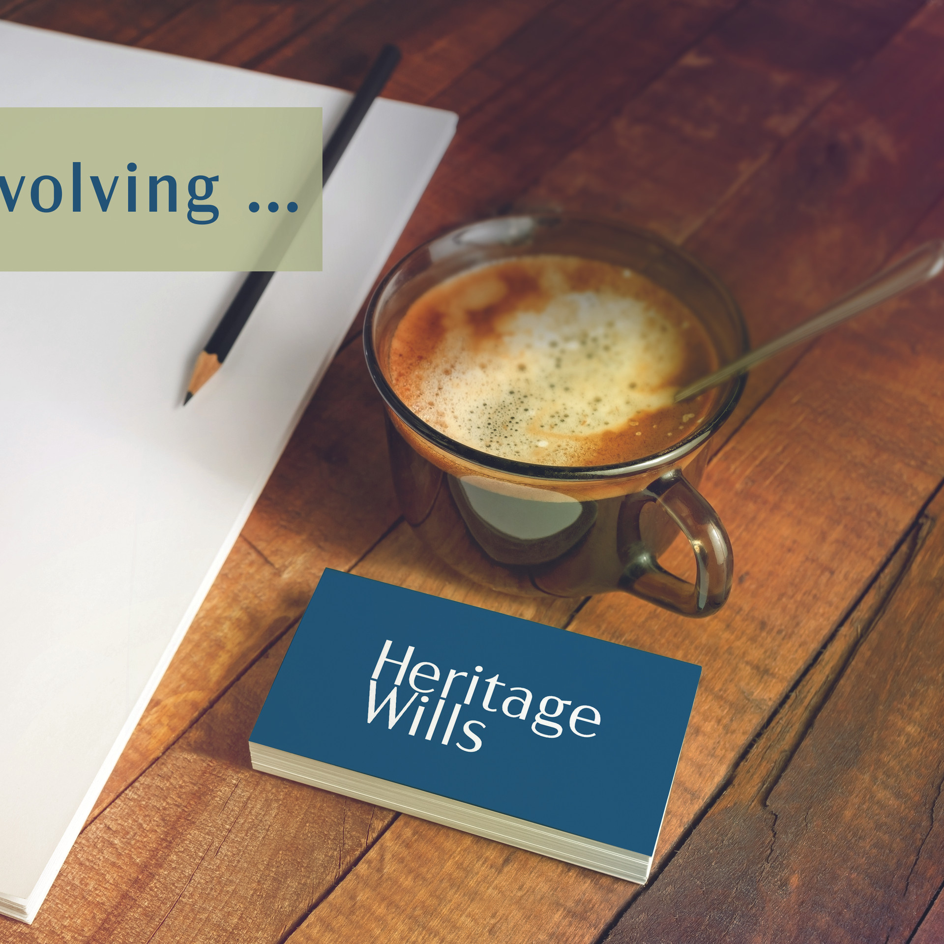 Heritage Wills Brand Refresh