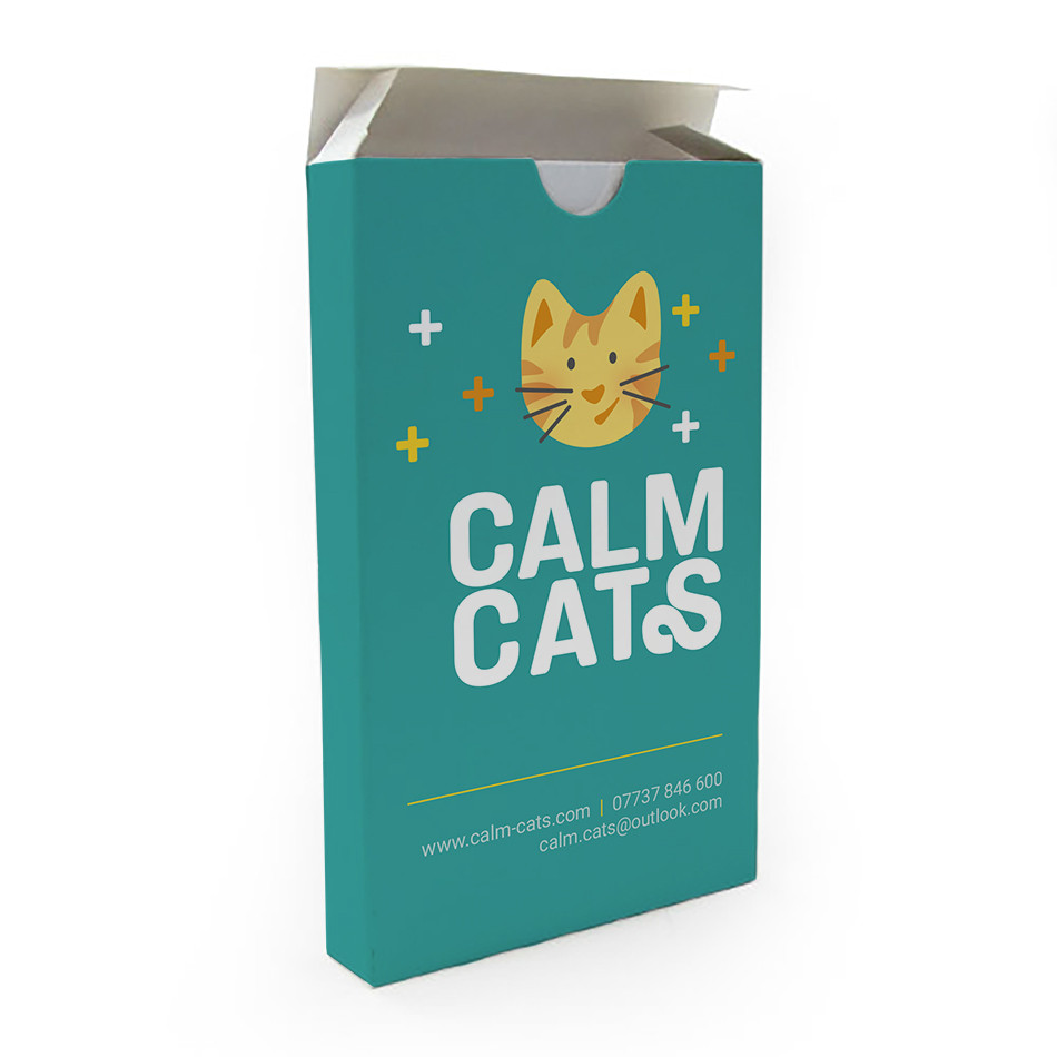 Calm Cats Activity Cards