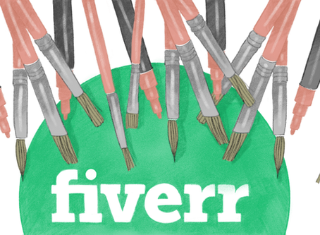 Cheap comes at a cost - review of Fiverr