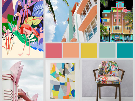 How to create a mood board using free online resources