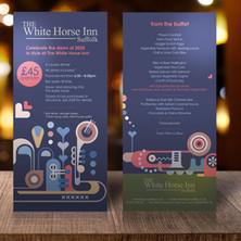 White Horse Inn Suffolk Table Talker