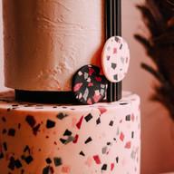 terrazzo pink and black cake 5.jpg