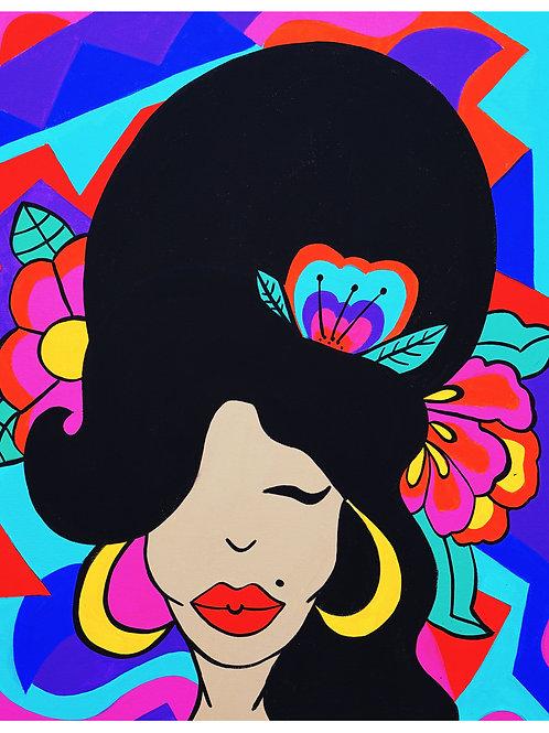 """Amy Winehouse Tribute"" Original"