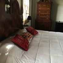 Suite Olivo. El lugar de descanso.