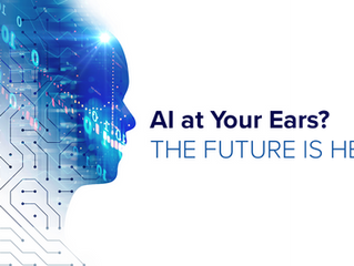 AI for your ears