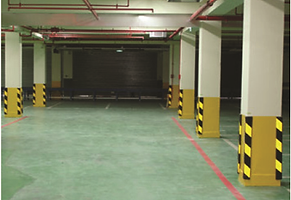 Garage Accessories Al Baraa Bara'a Security and Safety Doha Qatar Fire Equipment Fire Doors Window Rated Kahraa Maa Substation Automatic Sliding Swing Overhead Extinguisher Alarm System Sprinkler Deluge